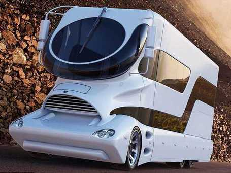 Arab Sheikhs Are Going Crazy For This $3 Million Motor Home | Better Mobility, Living, Logistics, Infrastructure | Scoop.it