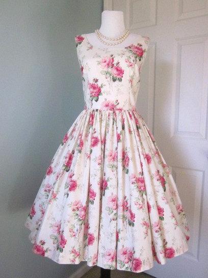 Vintage Inspired Dress | Vintage! | Scoop.it