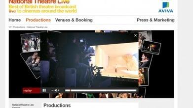 21st century attractions| National Theatre Live | Innovation Unit | médiation numérique spectacle vivant | Scoop.it