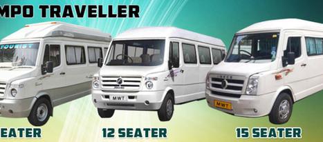Explore Major Attractions of Golden Triangle with Saitourist Tempo Traveller Delhi | Hire Tempo Traveller in Delhi | Scoop.it