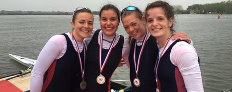 Une étudiante de l'ESSCA vice-championne de France universitaire d'Aviron | Actualités ESSCA | Scoop.it