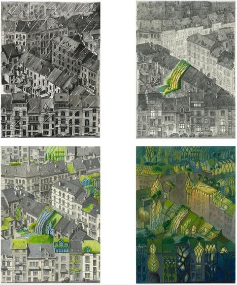 Le végétal dans la ville : l'élément vital - Ecolo-Info | ville et jardin | Scoop.it