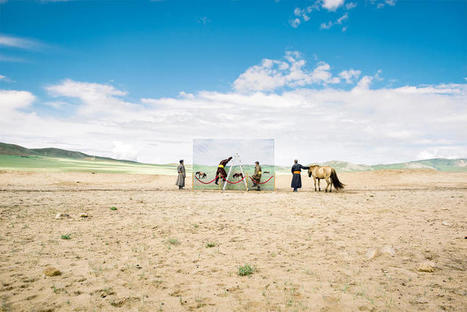 Moving Photos Show Climate Change Destroying The Nomadic Way Of Life In Mongolia | Climate change challenges | Scoop.it