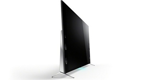 Hands on review: Sony Triluminos Full Array Ultra HD TV television | sony | Scoop.it