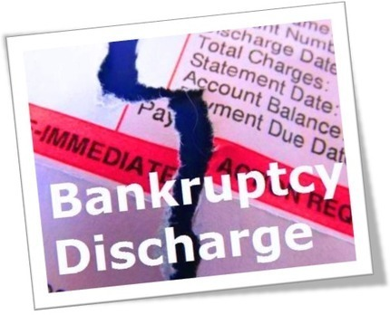 The Bankruptcy Course: Discharge Of Debtor   Business & Finance   Scoop.it
