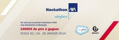 Axa organise un hackathon | Relation Client et distribution multicanal | Scoop.it