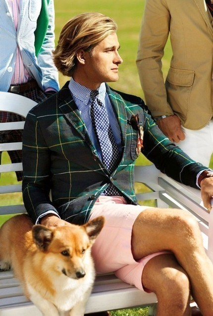 Ralph Lauren Menswear Spring-Summer 2013 Campaign: Burst of colors and prints are Guilty? ~ Men Chic- Men's Fashion and Lifestyle Online Magazine | Men's Fashion Trends | Scoop.it