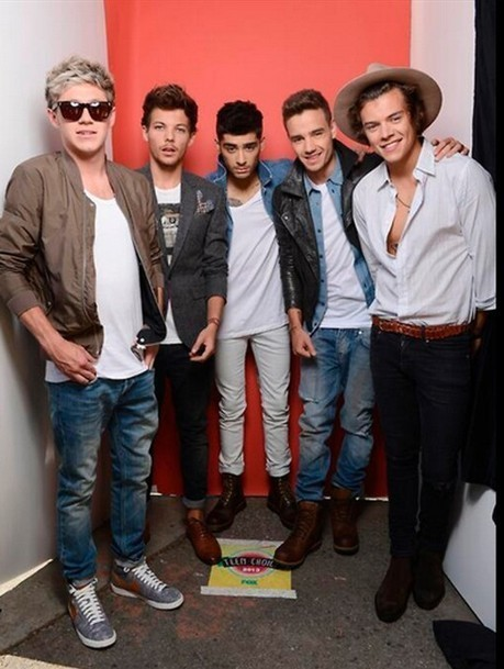 One Direction Conquista Los Teen Choice Awards 2013 (Fotos) | Happy FM | Blogs | elmundo.es | One Direction | Scoop.it