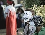 La maschera di Anonymous   <br/>fa ricca una multinazionale | WEBOLUTION! | Scoop.it