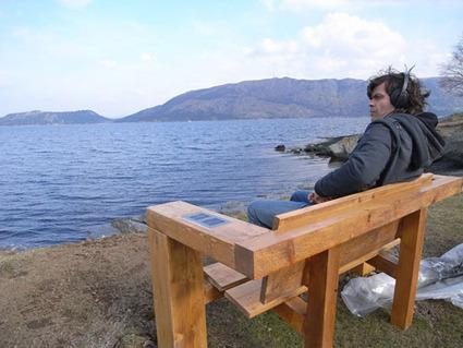 Sound benches | DESARTSONNANTS - CRÉATION SONORE ET ENVIRONNEMENT - ENVIRONMENTAL SOUND ART - PAYSAGES ET ECOLOGIE SONORE | Scoop.it