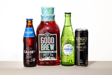Soft-Drink Makers Have New Secret Ingredient: Sugar! | Nutrition Today | Scoop.it