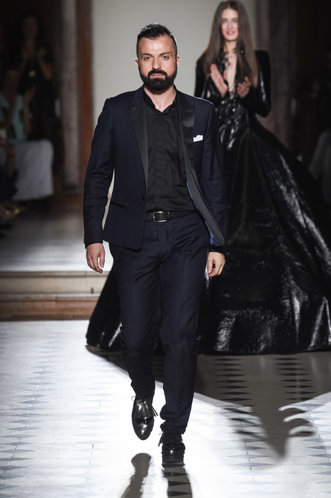 Julien Fournié Presents Vibrant Collection in Paris with 3D Design | FashionLab | Scoop.it