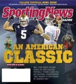 Le magazine Sporting News arrête de paraître sur papier | Bienvenue dans le journalisme contemporain | Scoop.it