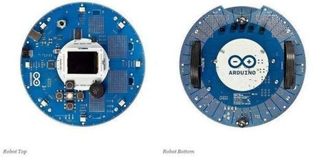 Arduino Robot kit makes building, programming robots simple(r ... | Arduino Geeks | Scoop.it