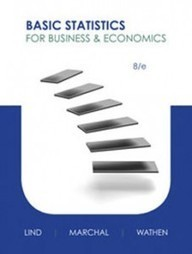 Test Bank For » Test Bank for Basic Statistics for Business and Economics, 8th Edition: Lind Download | Business Statistics | Scoop.it