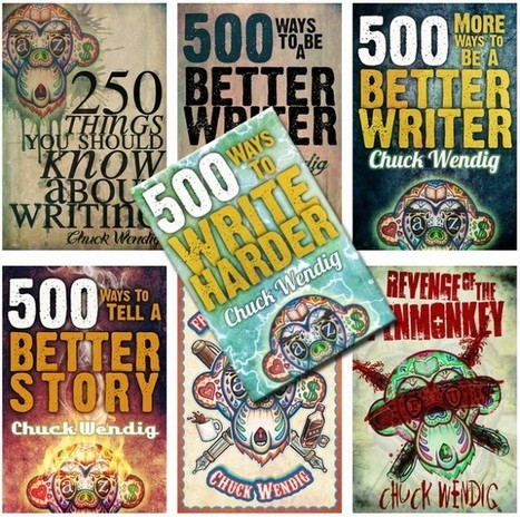 Five Common Problems I See In Your Stories | Book Publishing | Scoop.it