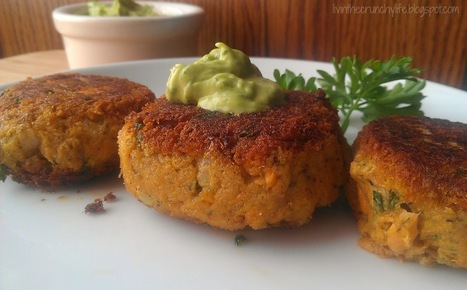 Salmon Cakes with Cilantro Lime Avocado Dip (Paleo, Autoimmune protocol) | Livin' the Crunchy Life | Nutrition | Scoop.it