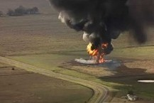 Massive Natural Gas Pipeline Explodes In Texas Town, Causing Evacuation Of ... - ThinkProgress | hydraulic fracking | Scoop.it