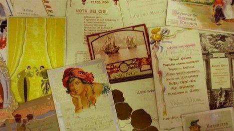 Leggere la storia partendo dai Menu | Biblioteca Gastronomica | Academia Barilla | Italica | Scoop.it