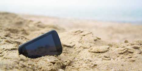Scientists Have Found A Way To Make Your Phone Battery Last Longer Using Beach Sand | Digital-News on Scoop.it today | Scoop.it