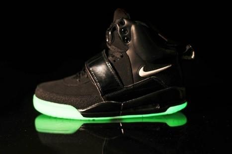 Nike Air Yeezy Glow In The Dark Black White Shoes Hot Sale Online | Cheap Glow In The Dark Air Yeezy | Scoop.it