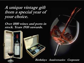 1953 Wine and Port Gifts   1953 Vintage Port   1953 Vintage Wine for Special Occasions   Vintage Wine and Port   Scoop.it