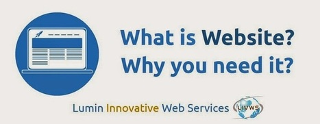 What is website? Why You Need it? | Web Designing & Development | Scoop.it