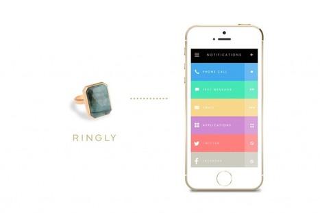 Ringly – A Fashionable Wearable Gadget - GadgetPress | GadgetPress | Scoop.it