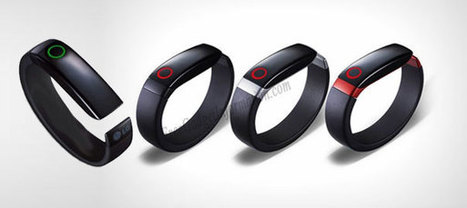 LG Life band Touch | Free Gadget Information | gadget | Scoop.it