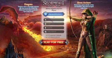 Play Free online game in UK - stormfall | Free Gaming Coupon Online UK | Scoop.it