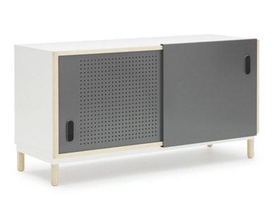 Kabino sideboard by Simon Legald for Normann Copenhagen | Good Design Collection | Scoop.it