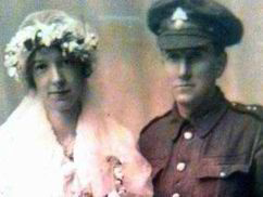 REVEALED: Sweetheart's loving book that helped hero survive World War One - Express.co.uk | World War 1 | Scoop.it