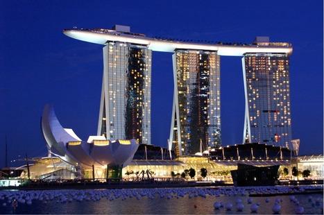 Marina Bay Sands Singapore | Asia: Modern architecture | Scoop.it