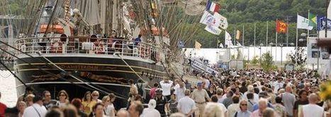 Les conséquences du changement de date pour l'Armada | Business School Rouen | Armada de Rouen 2013 | Scoop.it