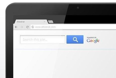 Créer un moteur de recherche personnalisé pour son blog | Kaleko | Scoop.it