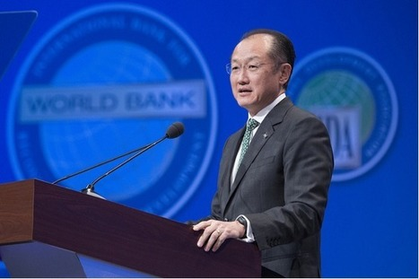 World Bank reforms aim to cut extreme poverty in half by 2020 | ONE.org | Community Village Daily | Scoop.it