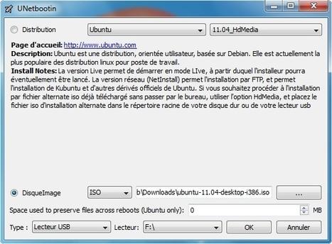 Comment créer une clé USB d'installation d'Ubuntu - Tux-planet | Time to Learn | Scoop.it