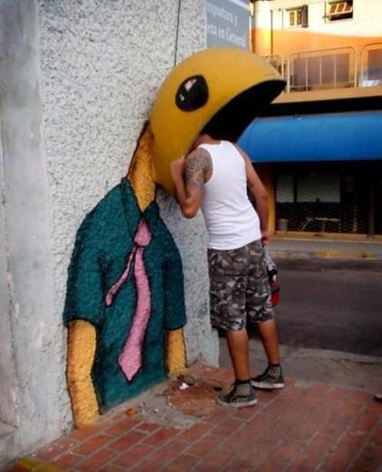 Meanwhile, in Paraguay... — with Oz Montania. | The sreet art of graffiti | Scoop.it