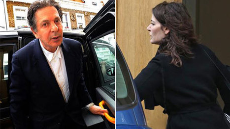 Nigella Lawson throat-grab: Charles Saatchi cautioned by police over 'playful tiff' | Parental Responsibility | Scoop.it