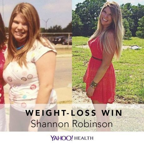 Shannon Robinson's 59-Pound Weight Loss: 'I Had to Learn to Strive to Be a Better Me, Not to Be Someone Else' | Amanda Carroll | Scoop.it