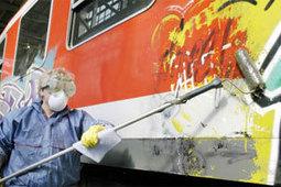 Tecnologia: Droni per la lotta ai graffiti in Germania | coscienza universale | Scoop.it