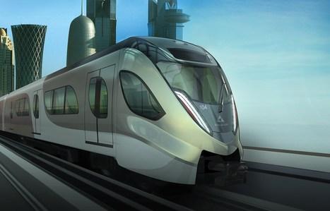 Doha metro design revealed   EricJ 's Railway Topics   Scoop.it