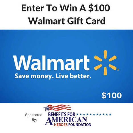 $100 Walmart Gift Card Giveaway - Work Money Fun | Giveaway, Contest, Sweepstakes, Coupons and Deals | Scoop.it