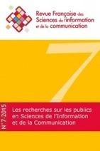 7   2015 Les recherches sur les publics en Sciences de l'Information et de la Communication   Outils et  innovations pour mieux trouver, gérer et diffuser l'information   Scoop.it