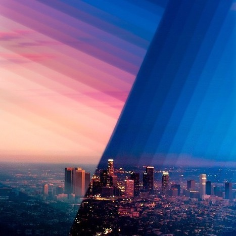 5 Breathtaking 'Time Slice' Photographs of Sunsets over Urban Landscapes [TIMELAPSE] | Public Relations & Social Media Insight | Scoop.it