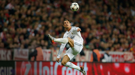 Real Madrid Posts Highest Revenue In History Of Team Sports | Sport, News & History | Scoop.it
