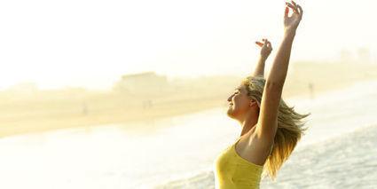 5 astuces pour lever le pied en vacances - Terrafemina   Un petit goût de Vacances   Scoop.it