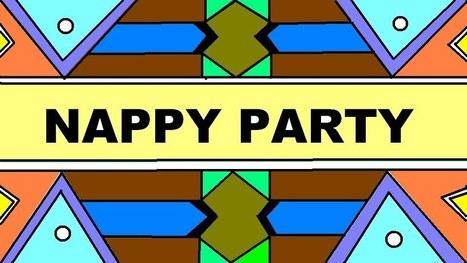 NAPPY PARTY: Rencontre Nappy de France | les  nappy | Scoop.it