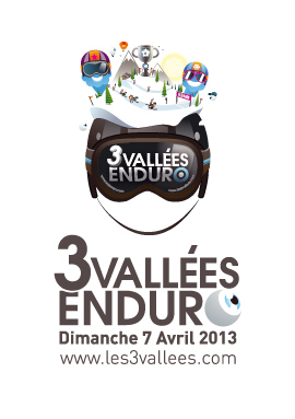 SPORT : 3 VALLEES ENDURO | Actus Courchevel | Scoop.it