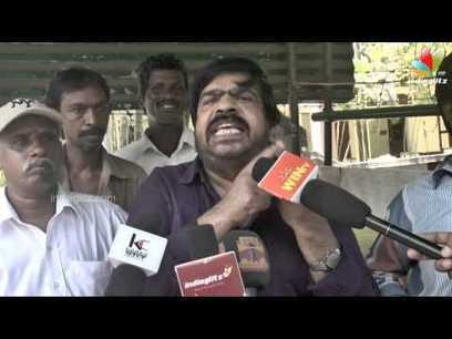 T Rajendar speech after casting his vote | Political Comedy Speech | Election 2014 | electonics | Scoop.it